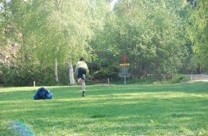 Jesse säkittää pitkän putin Kuva: Jirko Penttinen