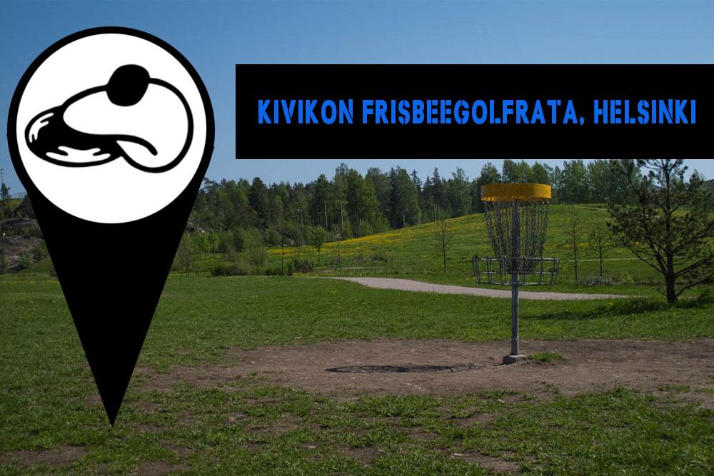 Kivikon Frisbeegolfrata