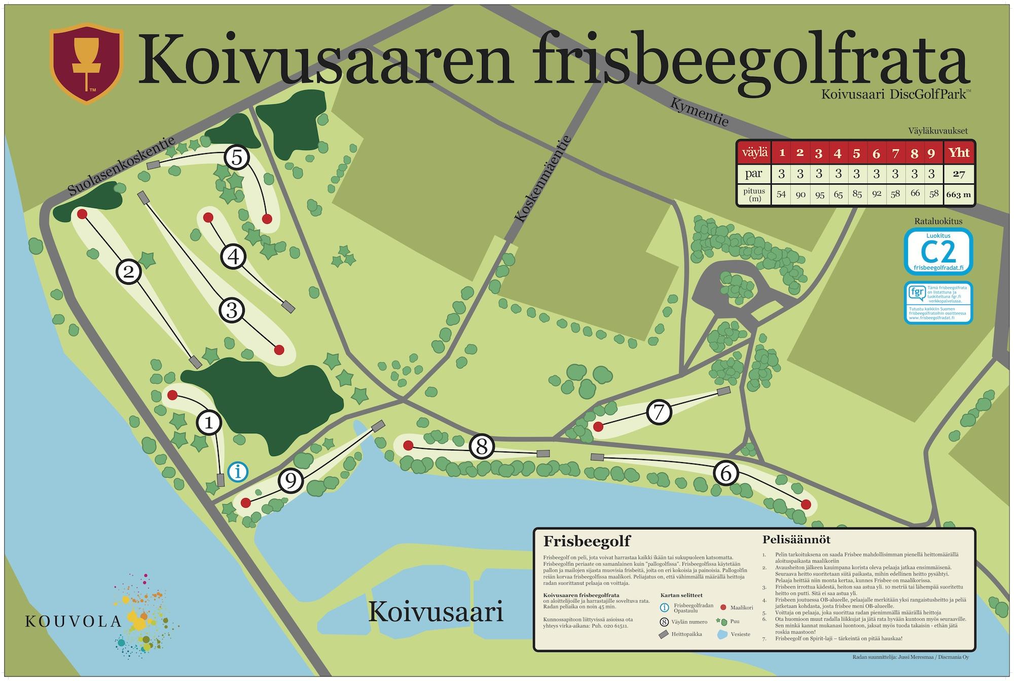 Koivusaari Kouvolan Kaupunki