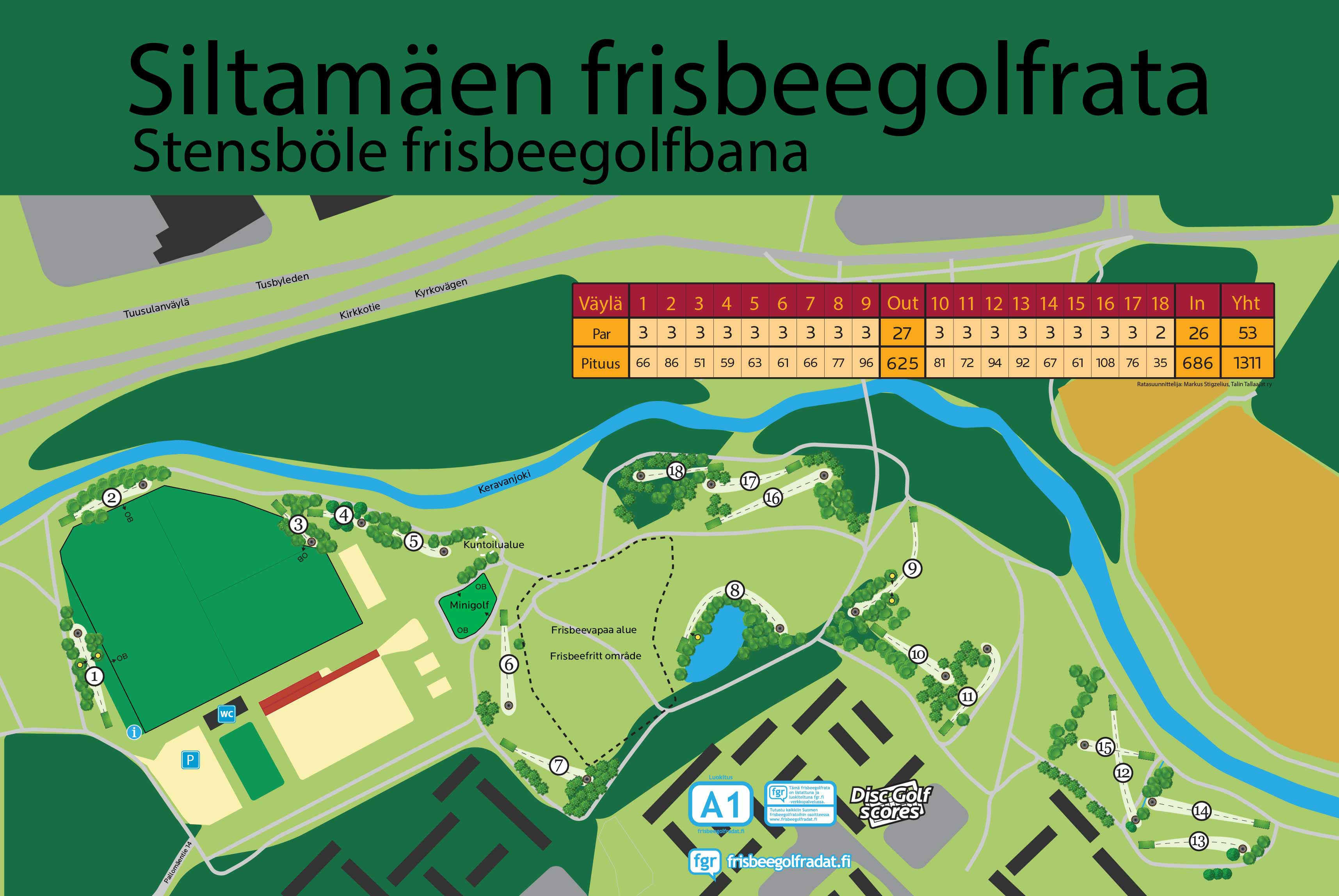 Siltamaen Frisbeegolf Rata Things To Do In Helsinki Likealocal
