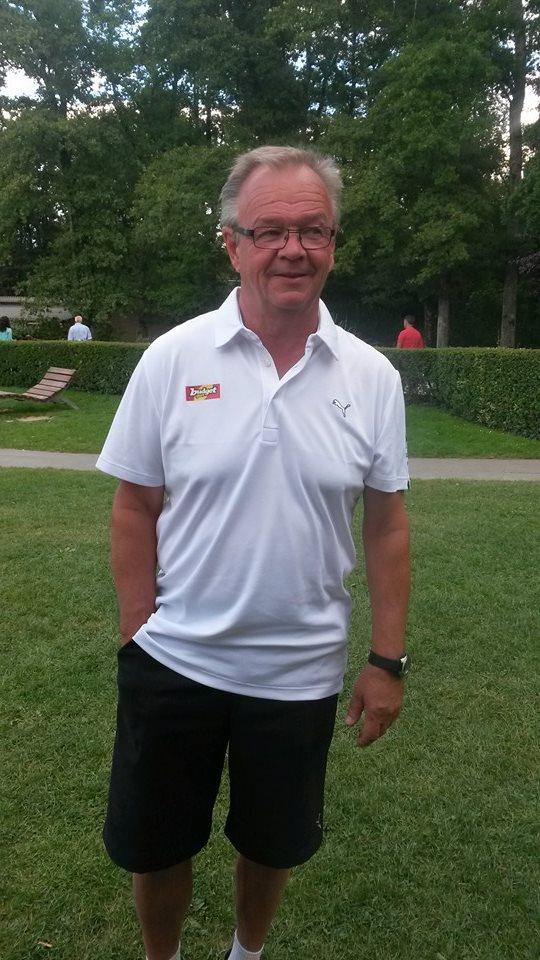 Markku Tohni rennosti jo toiseen EM-kultaansa