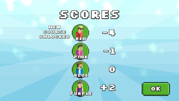 Peli on parhaimmillaan kun luuri tai tabletti kiertää pelaajalta toiselle.