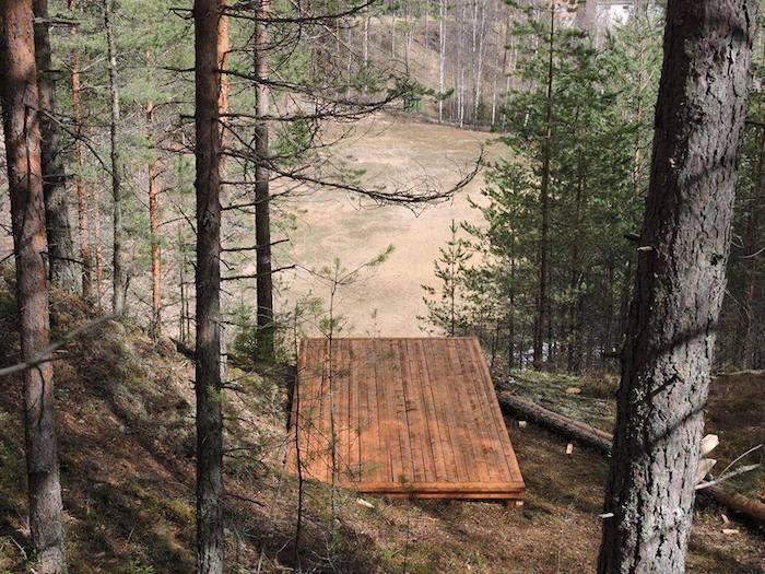 Uudella radalla korkeuseroilla on merkittävä rooli. Kuva: Janne Savolainen.