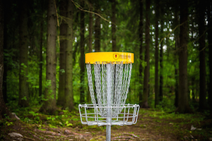 Frisbeegolf - Frisbeegolfradat.fi