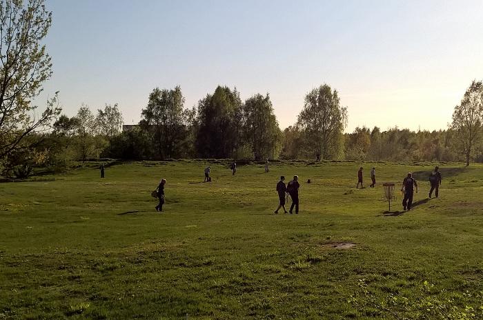 HAIX Tali Open 2015 pelattiin pääosin kauniissa kelissä