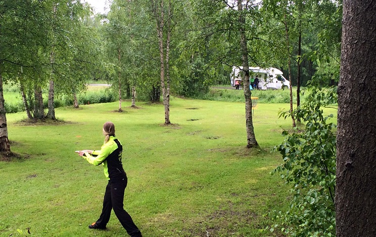 Jenni Eskelinen onnistui Scandinavian Openissa