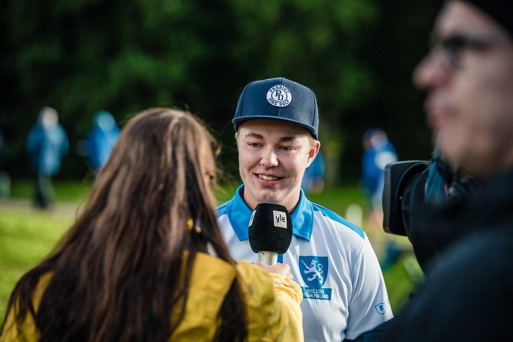Junnujen kultaa voittanut Väinö Mäkelä johdattaa Suomen todella kovatasoista juniorikaartia kohti menestystä.